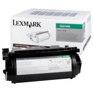 Toner nero 12A7465 Originale Lexmark