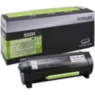 Toner nero 50F2H00 Originale Lexmark 502H