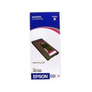 Cartuccia magenta C13T549300 Originale Epson