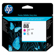 HP 88 Testina di stampa Magenta e Ciano Originale HP C9382A