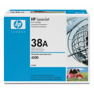 Toner nero Q1338A Originale HP