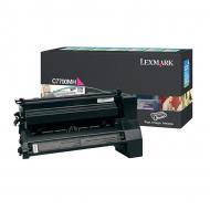 Toner magenta C7700MH Originale Lexmark