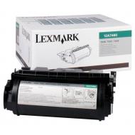 Toner nero 12A7460 Originale Lexmark
