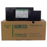 Toner nero 37027020 Originale Kyocera