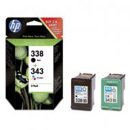 Cartucce Nero - Colore SD449EE Originale HP