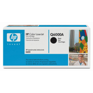 Toner nero Q6000A Originale HP