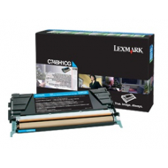 Toner ciano C748H1CG Originale Lexmark