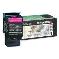 Toner magenta C540H1MG Originale Lexmark