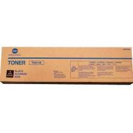 Toner nero A070151 Originale Konica Minolta