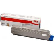 Oki 44844507 Toner Originale Ciano