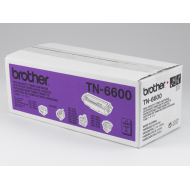 Toner nero TN6600 Originale Brother