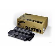 Toner nero ML-D3470B/EUR Originale Samsung