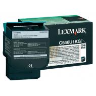 Toner nero C546U1KG Originale Lexmark