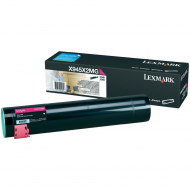 Toner magenta X945X2MG Originale Lexmark