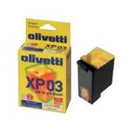 Testina di stampa Nero - Ciano - Magenta - Giallo B0261 Originale Olivetti