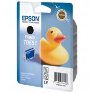 Cartuccia nero C13T05514020 Originale Epson