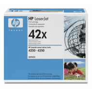 Toner nero Q5942X Originale HP
