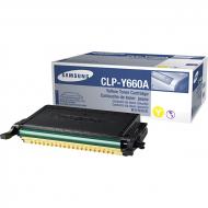 Toner giallo CLP-Y660A/ELS Originale Samsung