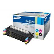 Toner Nero - Ciano - Magenta - Giallo CLT-P4092C/ELS Originale Samsung