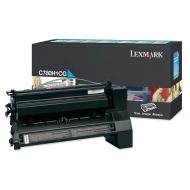 Toner ciano C780H1CG Originale Lexmark