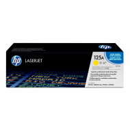 Toner giallo CB542A Originale HP