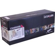 Developer magenta C540X33G Originale Lexmark