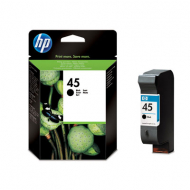 Cartuccia nero 51645AE Originale HP