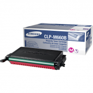 Toner magenta CLP-M660B/ELS Originale Samsung