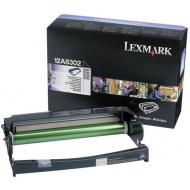 Fotoconduttore nero 12A8302 Originale Lexmark