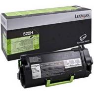 Toner nero 52D2H00 Originale Lexmark 522H
