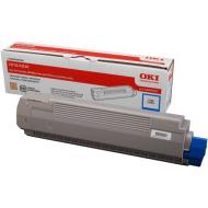 Oki 44059107 Toner Originale Ciano