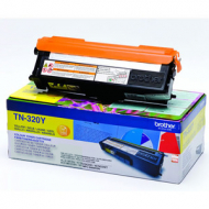 Toner giallo TN320Y Originale Brother