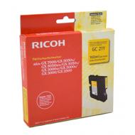 Gel giallo 405535 Originale Ricoh