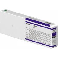 Cartuccia viola C13T804D00 Originale Epson