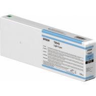 Cartuccia ciano chiaro C13T804500 Originale Epson
