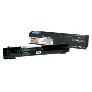 Toner nero X950X2KG Originale Lexmark