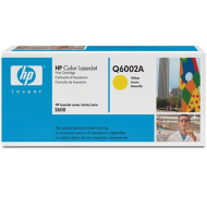 Toner giallo Q6002A Originale HP