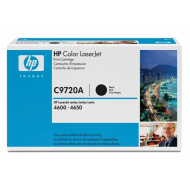 Toner nero C9720A Originale HP
