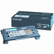 Toner ciano C500S2CG Originale Lexmark