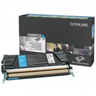 Toner ciano C5200CS Originale Lexmark