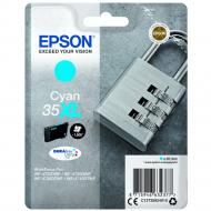 Cartuccia ciano C13T35924010 Originale Epson