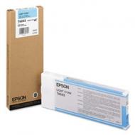 Cartuccia ciano chiaro C13T606500 Originale Epson