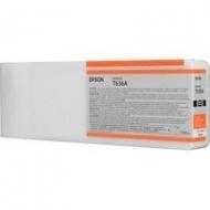 Cartuccia arancio C13T636A00 Originale Epson