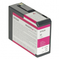 Cartuccia magenta C13T580A00 Originale Epson