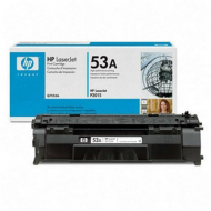 Toner nero Q7553A Originale HP