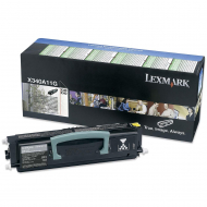 Toner nero X340A11G Originale Lexmark
