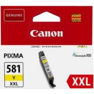 CLI-581XXLM CARTUCCIA INCHIOSTRO YELLOW PER PIXMA TS 6150/8150/9150 TR 8550 (11,7ml)