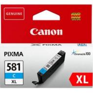 CLI-581XLC CARTUCCIA INCHIOSTRO CYANO PER PIXMA TS 6150/8150/9150 TR 8550 (8,3ml)