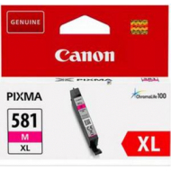 CLI-581XLM CARTUCCIA INCHIOSTRO MAGENTA PER PIXMA TS 6150/8150/9150 TR 8550 (8,3ml)