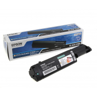 Toner nero C13S050190 Originale Epson